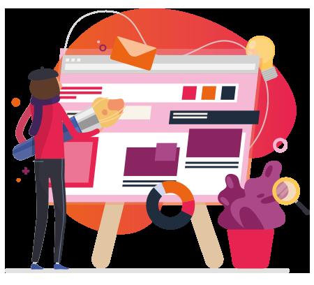 titikoko web graphic design